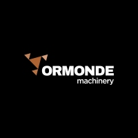 Ormonde Machinery Logo Design